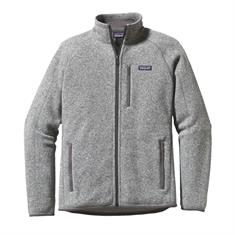 Patagonia Better Sweater Jack heren fleece midden grijs