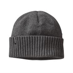 Patagonia Brodeo Beanie muts sr midden grijs