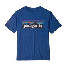 Patagonia Cap Cool Daily jongens shirt marine