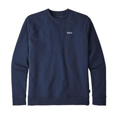 Patagonia Crew Sweatshirt heren casual sweater marine