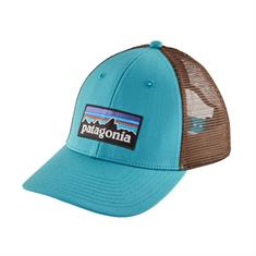 Patagonia Logo Trucker Hat caps aqua-azur