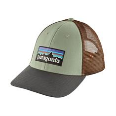 Patagonia Logo Trucker Hat caps groen