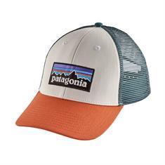 Patagonia Logo Trucker Hat caps oranje