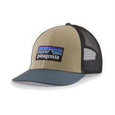 Patagonia P-6 Logo LoPro caps beige