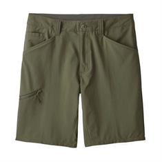 Patagonia Quandary Shorts heren casual short donkergroen