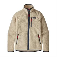 Patagonia Retro Pile jacket heren fleece ecru