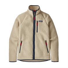 Patagonia Retro Pile jacket heren fleece ecru