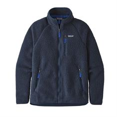 Patagonia Retro Pile jacket heren fleece marine