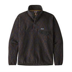 Patagonia Synchilla Pullover heren fleece bruin dessin