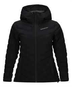Peak Performance dames ski jas zwart
