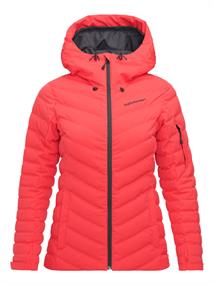 Peak Performance Frost Jacket dames ski jas rood