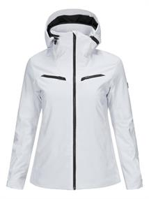 Peak Performance Lanzo dames ski jas wit