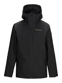 Peak Performance Maroon Jacket heren ski jas zwart