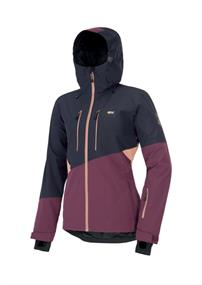 Picture Seen Jacket dames snowboard jas marine