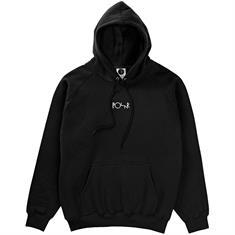 Polar Default Hoodie heren sweater zwart