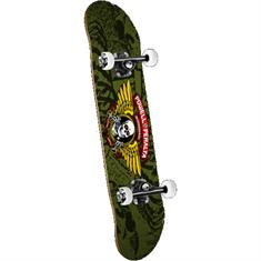 Powell Winged ripper 7.5 skateboard zwart