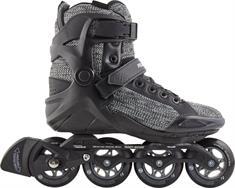 Powerslide Radon 80 inline skates / skeelers zwart