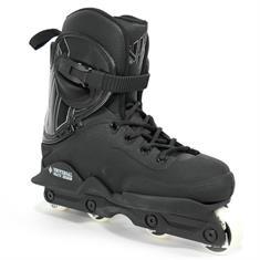 Powerslide USD stunt skates zwart