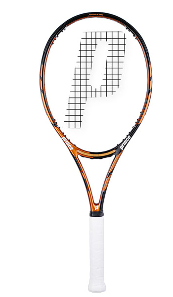 Prince Tour 100 T ESP Competitie tennisracket GEEL