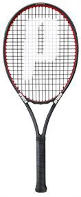 Prince Warrior 107 / Test Racket competitie tennisracket zwart