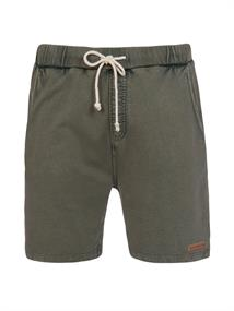 Protest Carver Short heren casual short donkergroen