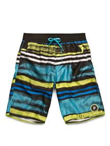 Protest Chewer JR. jongens beachshort aqua-azur