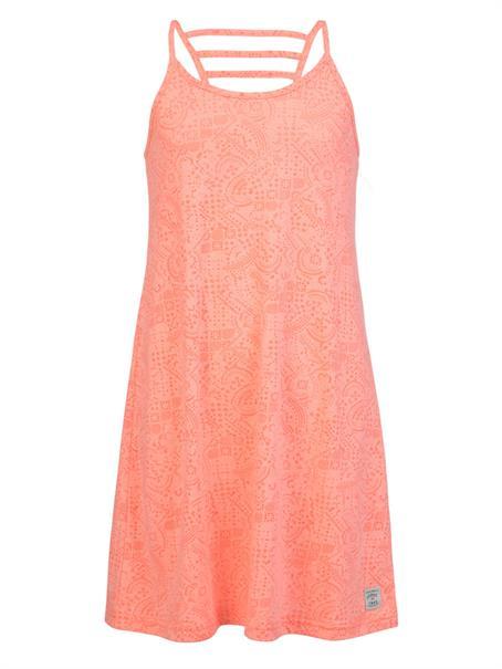 Protest Copper Dress meisjes jurk koraal