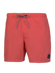 Protest Dave heren beach short rood