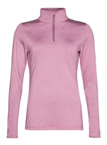 Protest FABRIZM 1/4 zip top dames pulli paars