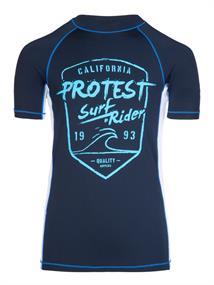 Protest Geller Rashguard jongens shirt marine