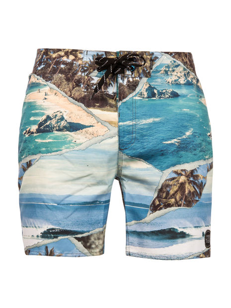 Protest Knoxville Heren beach short