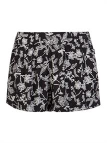 Protest Lauder dames short zwart