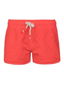 Protest Lilley meisjes beachshort oranje