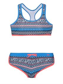 Protest meisjes bikini blauw