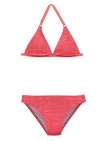 Protest Nikle meisjes bikini antraciet