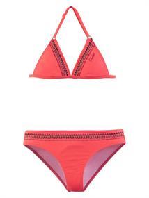 Protest Rifka meisjes bikini koraal