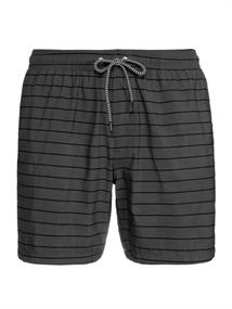 Protest SHARIF beachshort heren beach short zwart