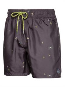 Protest SOUFLEE beachshort heren beach short antraciet