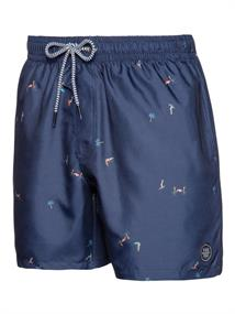 Protest SOUFLEE beachshort heren beach short blauw