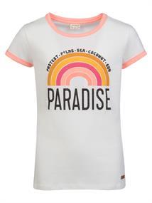 Protest Wickie meisjes shirt ecru