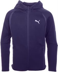 Puma Evostripe jongens sportsweater blauw