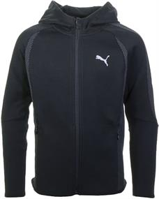 Puma Evostripe jongens sportsweater zwart