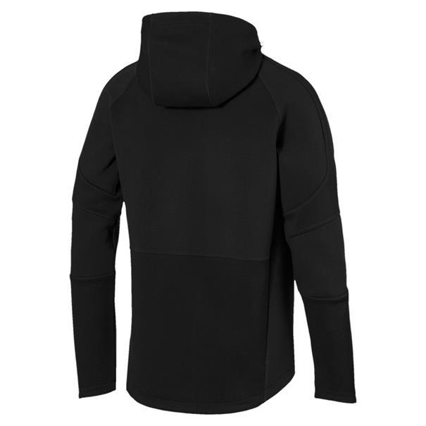 Puma Evostripe Move Hood heren sportsweater zwart