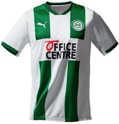 Puma Fc. Groningen heren voetbalshirt groen
