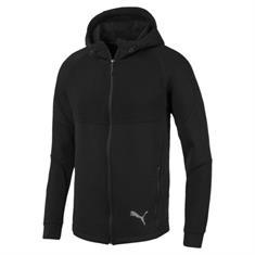 Puma heren sportsweater zwart