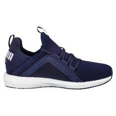 Puma Mega NRGY AC junior schoenen marine