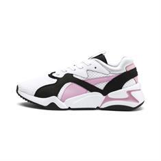 Puma Nova 90's Bloc dames sneakers wit