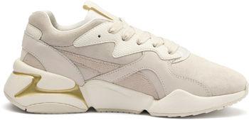 Puma Nova Pastel dames sneakers ecru