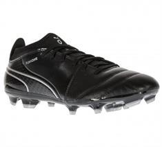 Puma One 17.3 FG voetbalschoenen zwart