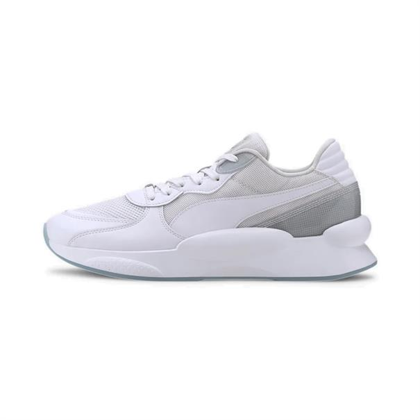 Puma RS 9.8 Grid heren sneakers wit